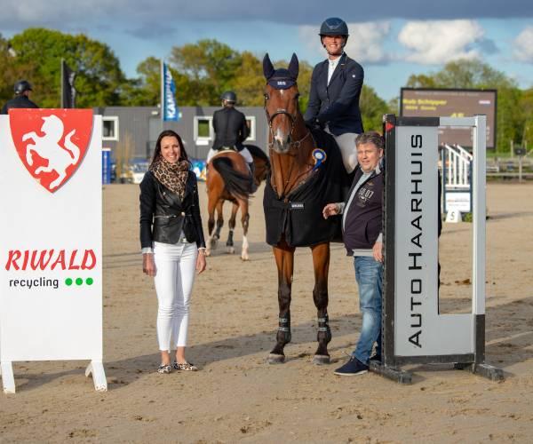 Hippisch Geesteren biedt twee weken lang prachtige paardensport